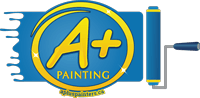 A+ Painting | Residential & Commercial Painters | Kamloops Logo