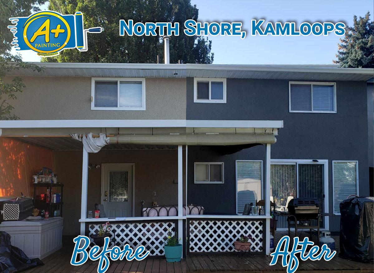 Kamloops house painting